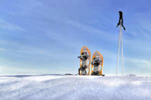 A snowshoeing trip will make your White Mountains winter memorable.
