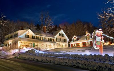 Christmas Farm Inn Featured in Lonely Planet's 10 US Towns Where You Can Live Your Own Hallmark Christmas Movie