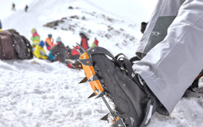 Enjoy the White Mountains Winter with Crampons and Microspikes