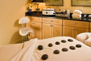 Enjoy the relaxing spa services at our White Mountains hotel