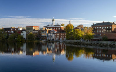 New England Charm in the Most Picturesque Small Towns in New Hampshire
