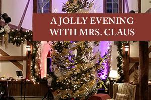 Polar Express, aka Journty To The North Pole, at Christmas Farm Inn and Spa