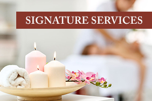 waxing is one of our day spa services at our jackson nh spa in white mountains